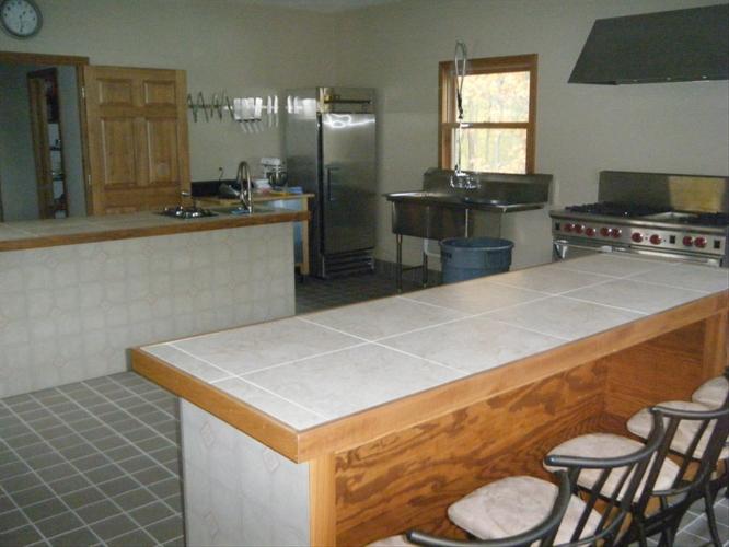 My Kitchen Work Area